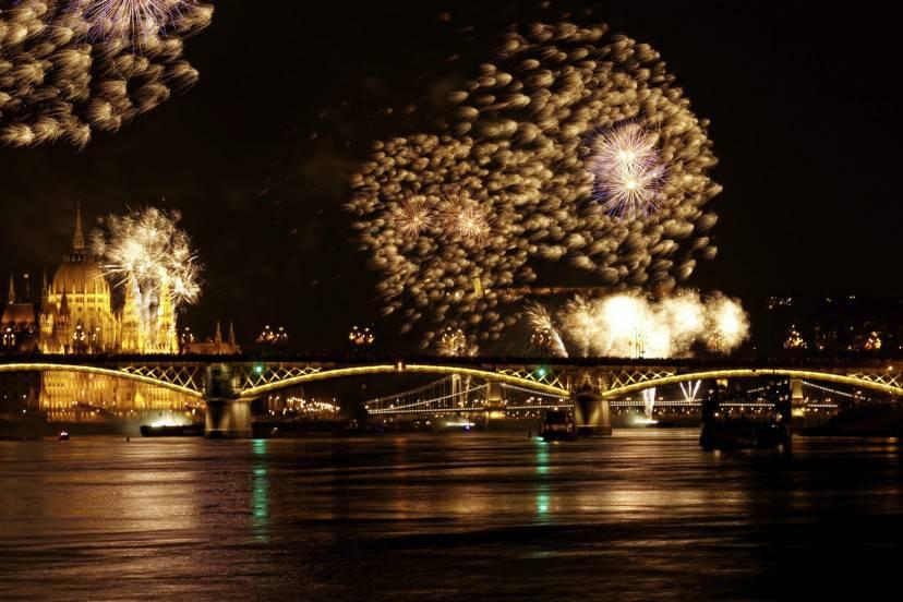 Capodanno a Budapest (Thinkstock)