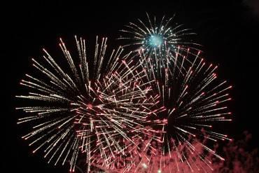Fuochi di artificio a Capodanno (Pixabay)