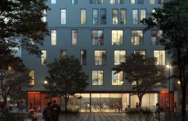 Carmel Place New York (Image Credit: mir.no da nARCHITECTS)