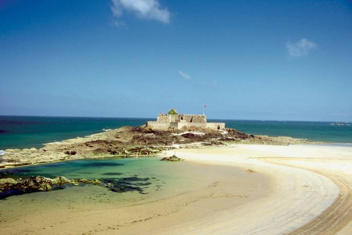 Fort National a Saint Malo (Thinkstock)