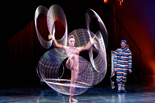 Cirque Du Soleil (Tristan Fewings/Getty Images)