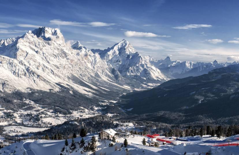 Cortina d'Ampezzo (Thinkstock)