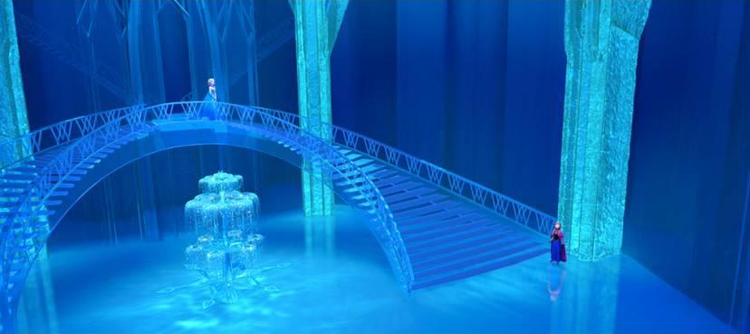 Palazzo di Frozen