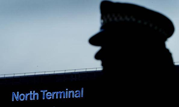Terminal Nord di Londra Gatwick (Ian Waldie/Getty Images)