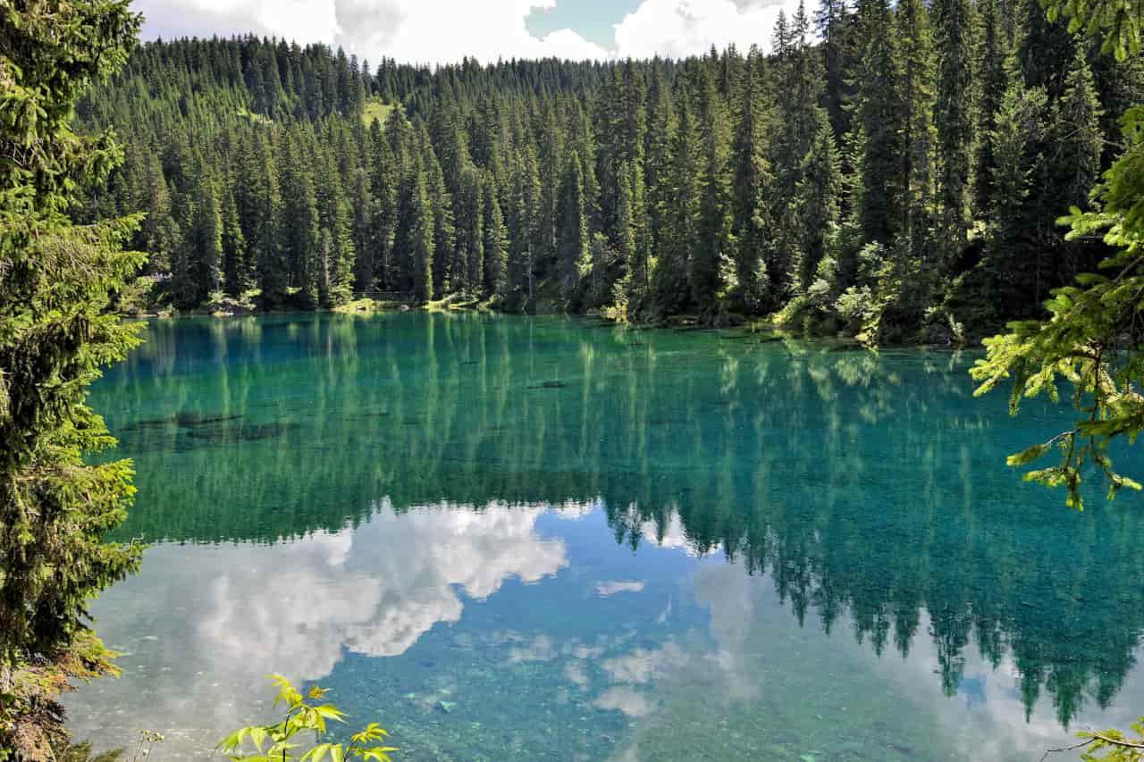 5 laghi italiani montagna