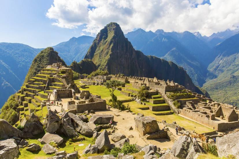 Machu Picchu, Perù (Thinkstock)
