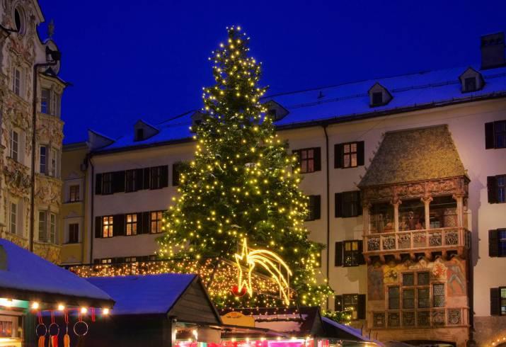 Mercatino di Natale a Innsbruck (Thinkstock)