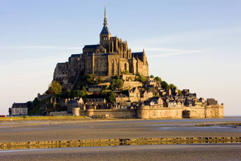 Mont-Saint-Michel (Thinkstock)