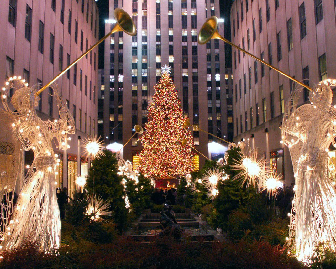 Albero Di Natale Rockefeller Center 2020.Natale A New York Cosa Fare