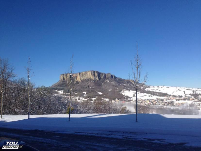 Neve sull'Appennino Reggiano (YouReporter.it)