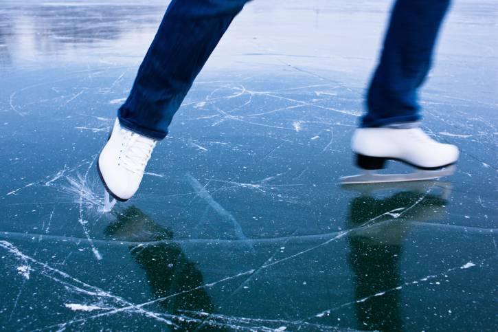 Pattinaggio sul ghiaccio (Thinkstock)