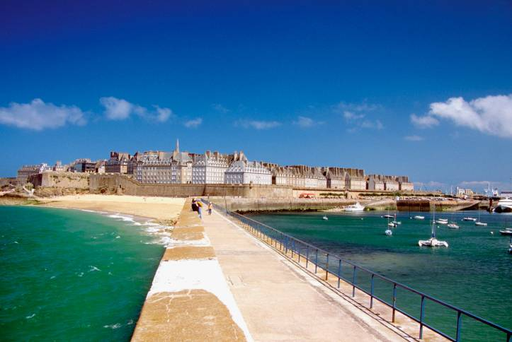 Saint Malo, Bretagna (Thinkstock)