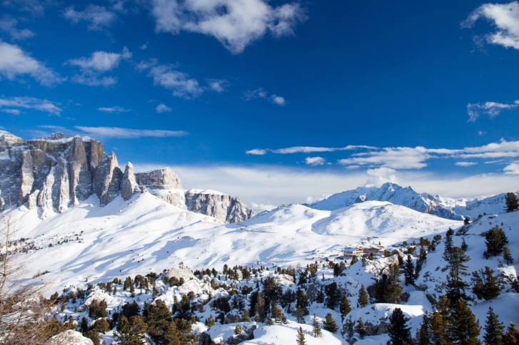 Val Gardena, Sella Ronda (Thinkstock)