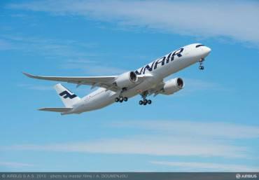 Finnair A350 XWB - Takeoff 02