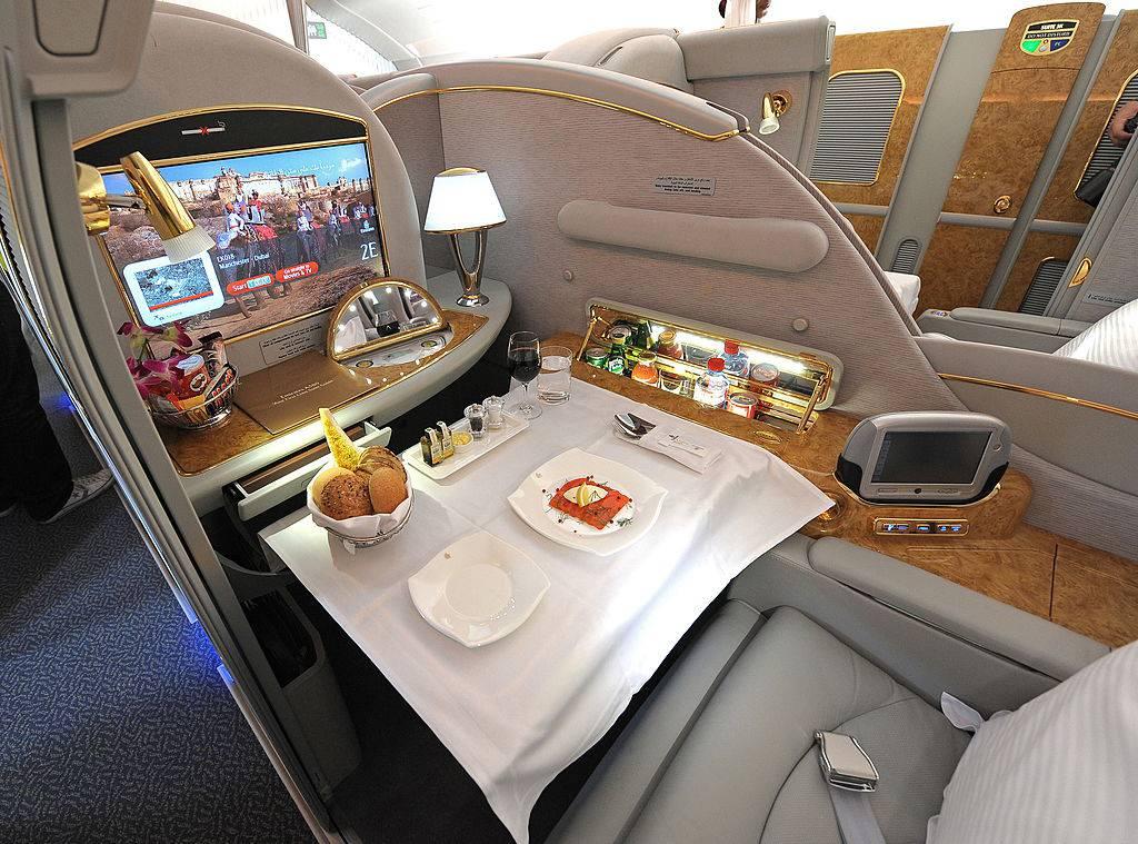 com 39 viaggiare in prima classe emirates la verit