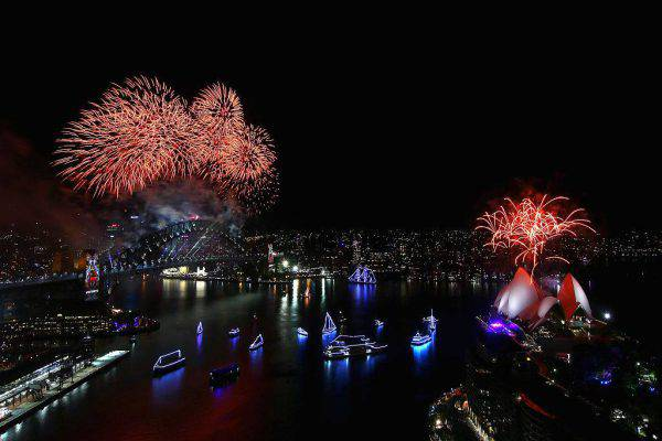 SYDNEY (Photo by Cameron Spencer/Getty Images)