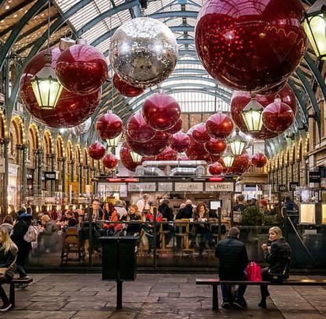 Natale le 20 citt del mondo con le decorazioni migliori for Le migliori citta del mondo
