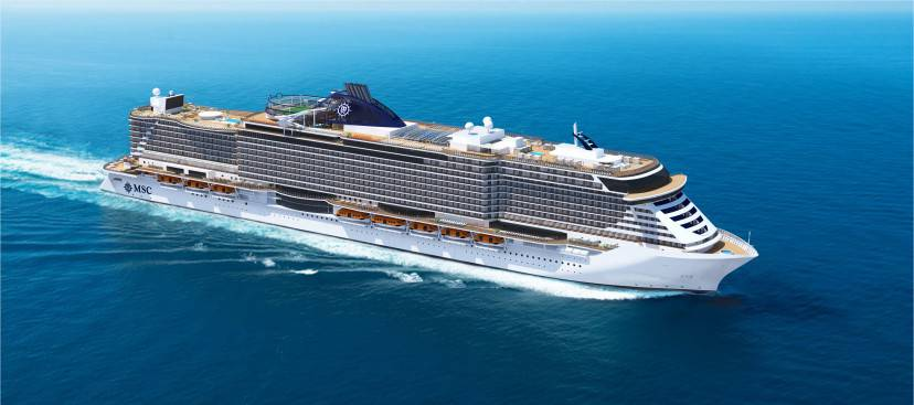MSC Seaside project Sea3