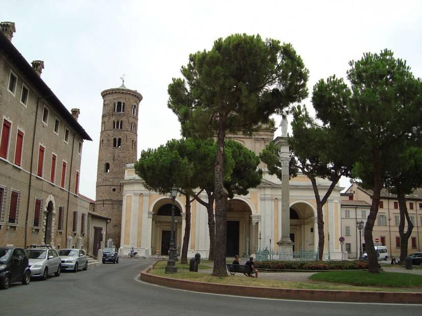 Ravenna (Foto di Pimlico27. Licenza CC BY-SA 4.0 via Wikimedia Commons)