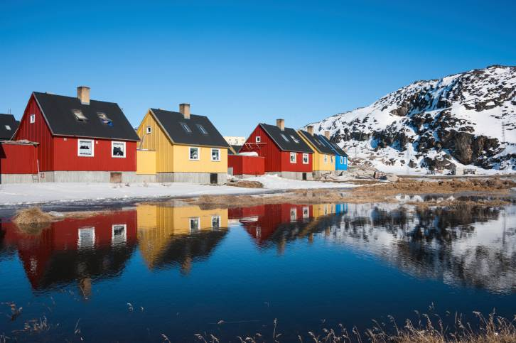 Groenlandia (ThinkStock by GettyImages)