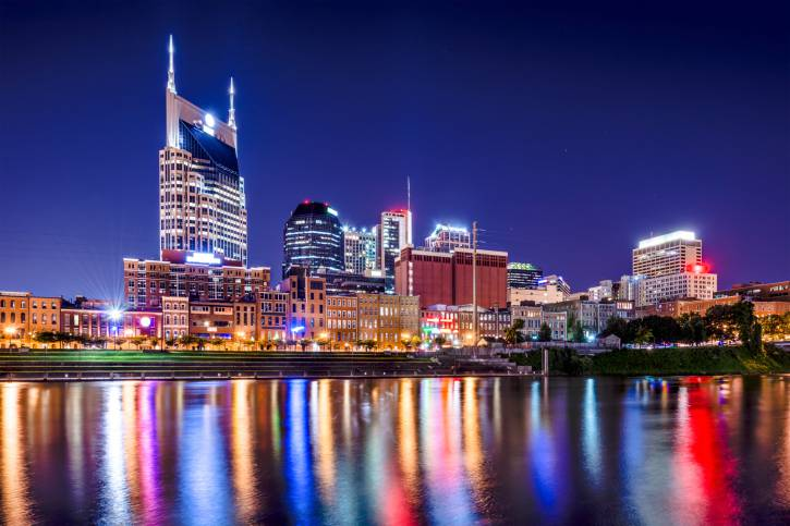 Nashville Tennessee (ThinkStock by GettyImages)