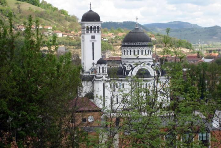Sighisoara, Romania (ThinkStock, GettyImages)