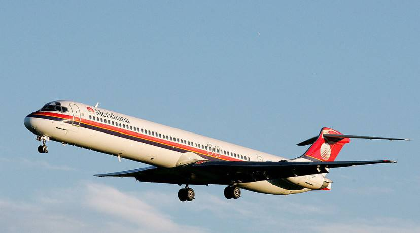 Aereo Meridiana (Getty Images)