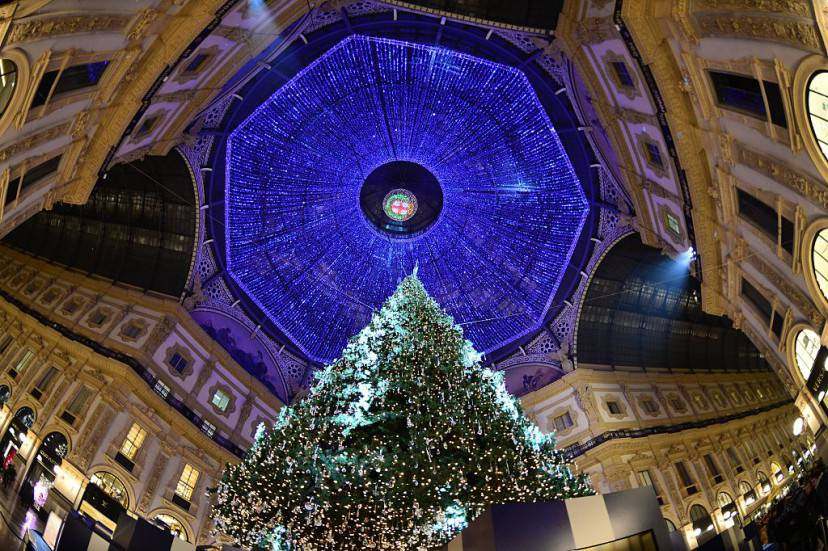 Galleria Vittorio Emanuele, Milano (GIUSEPPE CACACE/AFP/Getty Images)