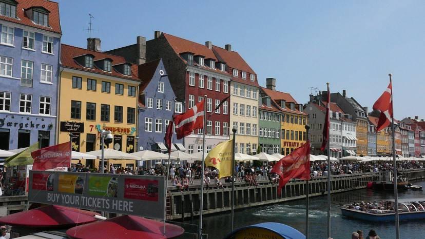 Copenaghen (Pixabay)