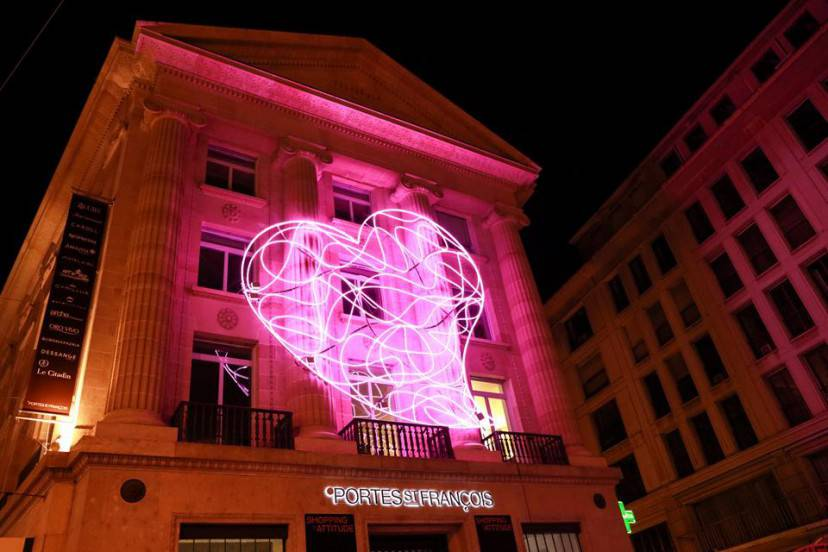 Festival Lumières di Losanna 2015 (Foto facebook)