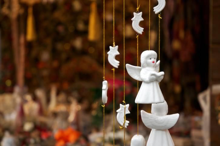 Mercatino di Natale (Thinkstock)