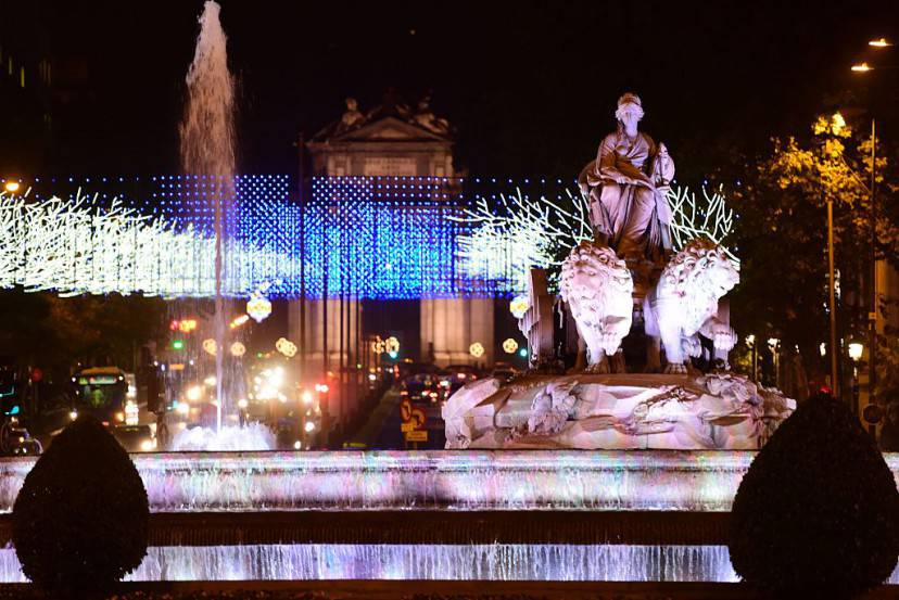 Natale a Madrid (JAVIER SORIANO/AFP/Getty Images)