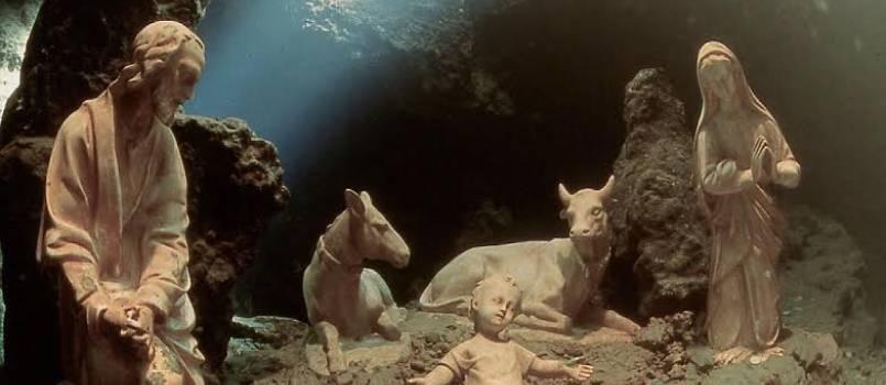 Presepe della Grotta dello Smeraldo di Conca dei Marini
