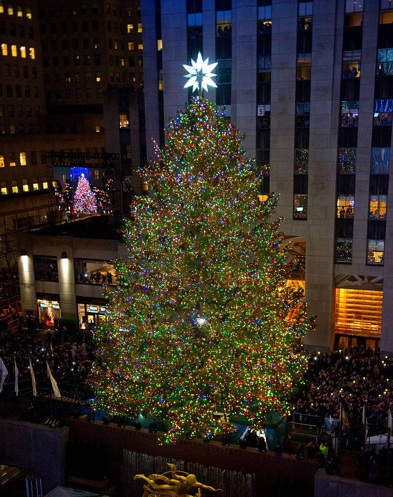 Rockefeller Center (Noam Galai/Getty Images)