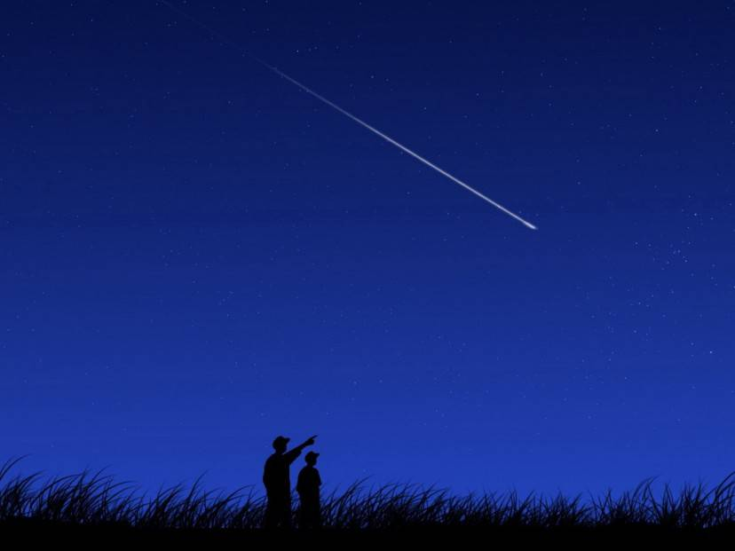 San Lorenzo, è la magica notte delle stelle cadenti