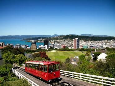 Wellington, Nuova Zelanda (PIxabay)
