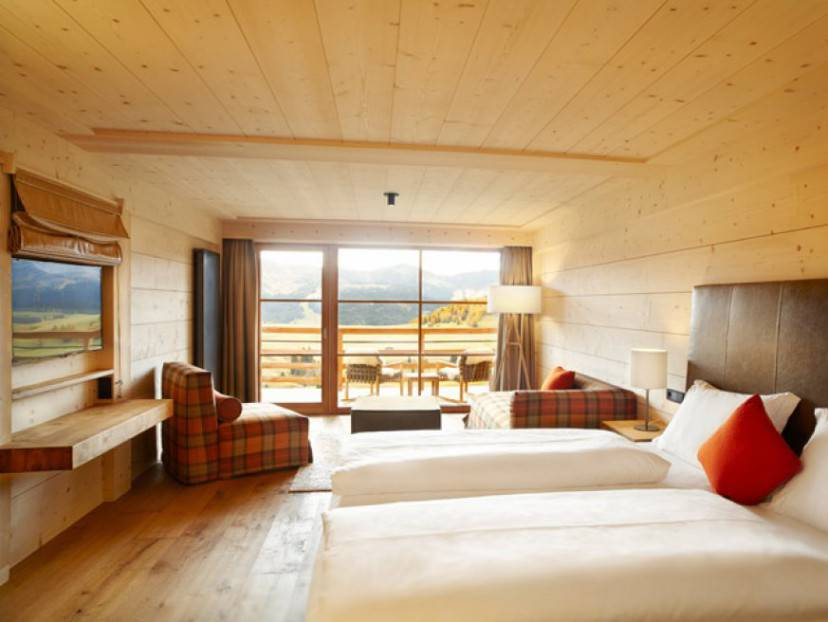 Hotel Adler Mountain Lodge (Sito web)