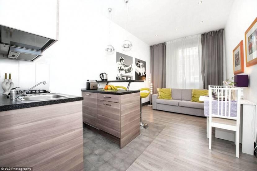 Brand New Mini Loft (Airbnb)