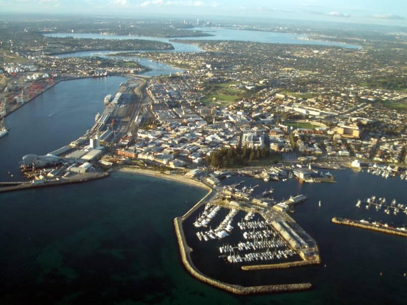 Fremantle, Australia (Foto di Chewy m, Duane Hurst. Licenza CC BY 2.5 via Wikimedia Commons)