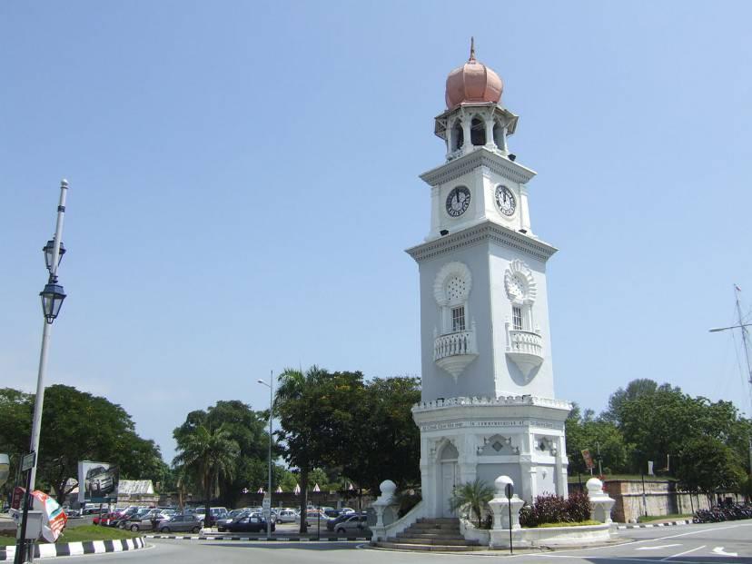 George Town, Malesia (Foto di LorisRomito. Licenza CC BY-SA 3.0 via Wikimedia Commons)