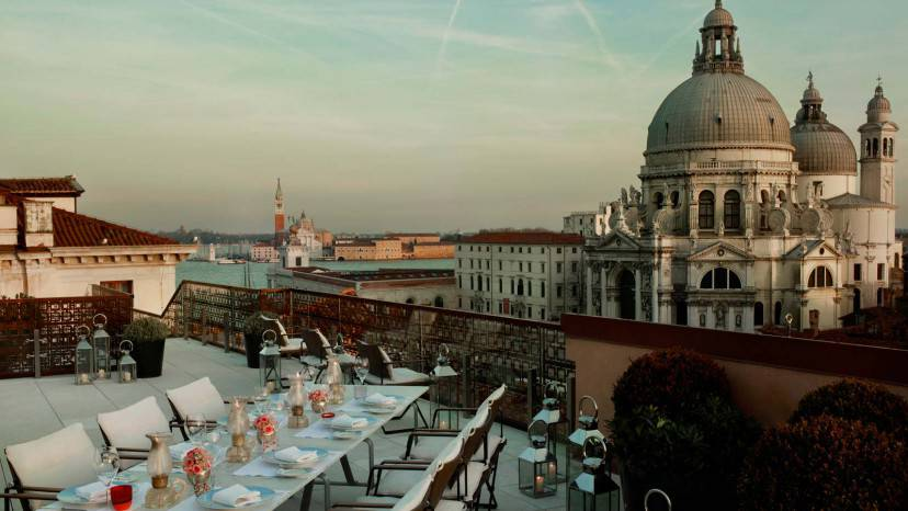 The Gritti Palace, Venezia (Sito web)