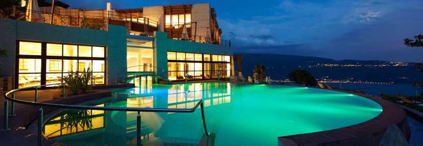 Lefay Resort& Spa Lago di Garda (Foto sito web)