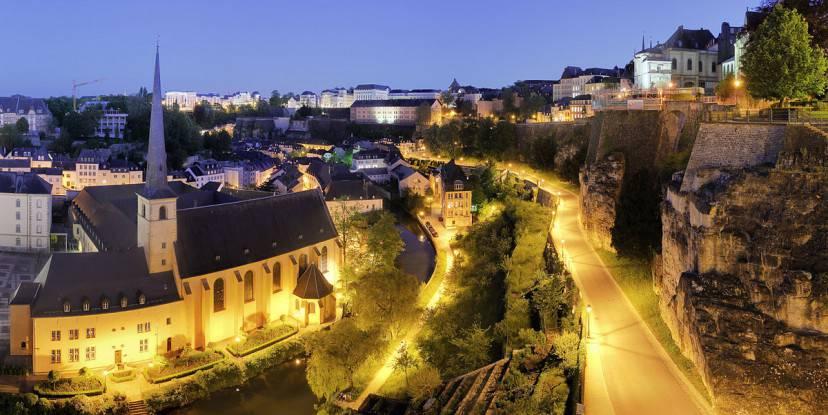 Lussemburgo, città vecchia (Foto di Benh LIEU SONG. CC BY-SA 3.0 via Wikimedia Commons)