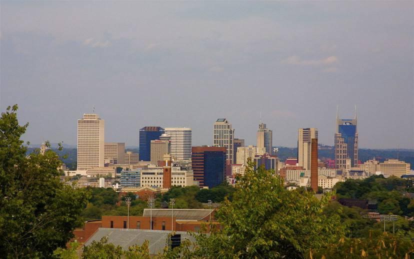Nashville (Foto di Bsutto04. Licenza GFDL via Wikimedia Commons)