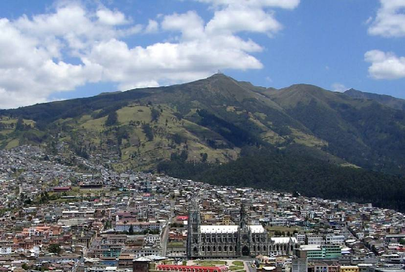 Quito (Foto di Arjuno3. Licenza CC BY-SA 3.0 via Wikimedia Commons)
