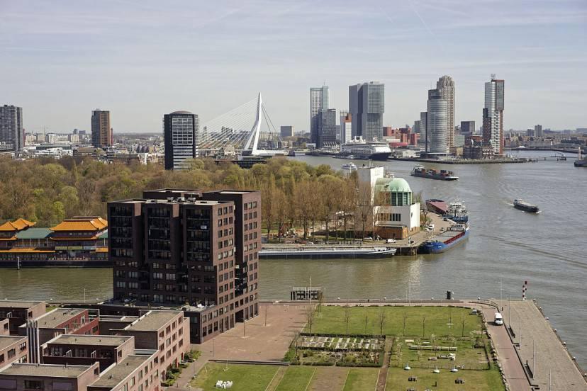 Rotterdam (Foto di Florian Cramer, Wikicommons)