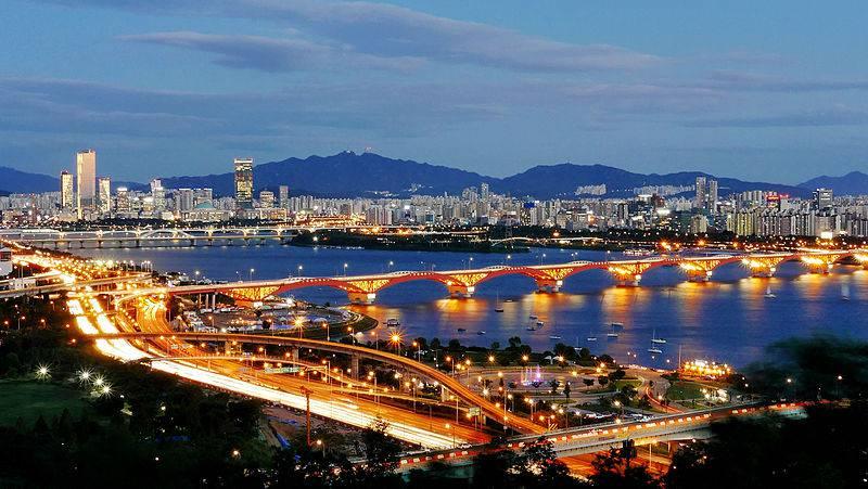 Seoul (Wikicommons CC-BY-SA 2.0)