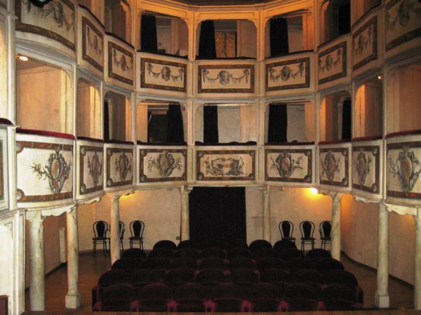 Teatro della Concordia, Monte Castello di Vibio (Di Culturawiki. CC BY-SA 3.0 via Commons)