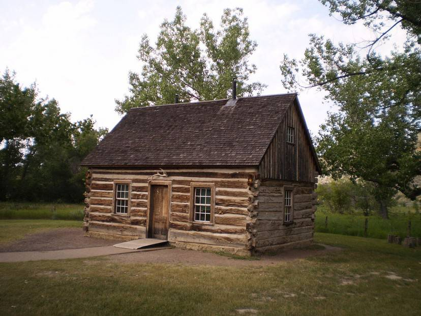 Theodore Roosevelt National Park (Foto Wikipedia, pubblico dominio)
