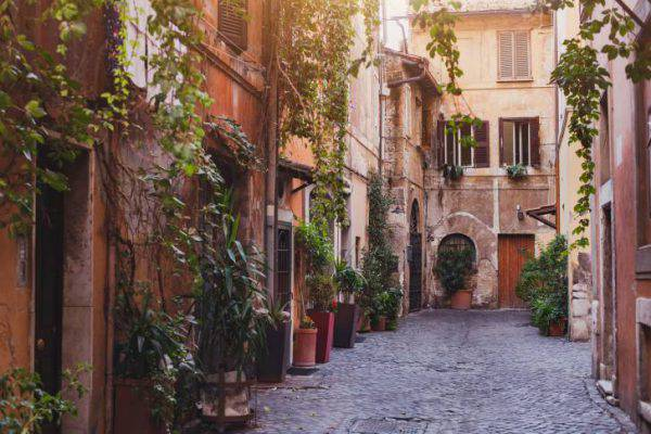 Trastevere (ThinkStock)